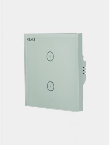Smart Wall Switch UK/2 Gang