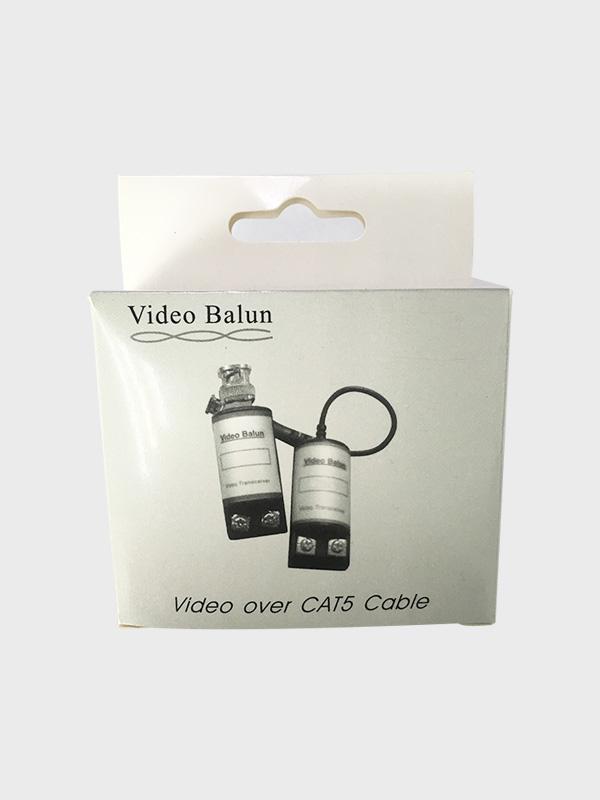 1 Channel Passive Video Balun