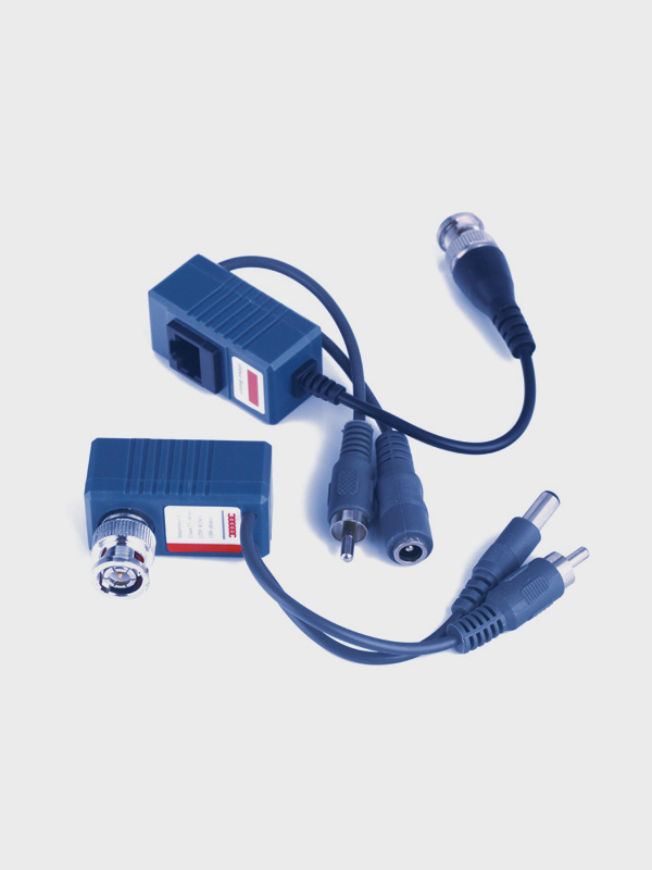 1 Channel Passive Video Balun (With Audio)