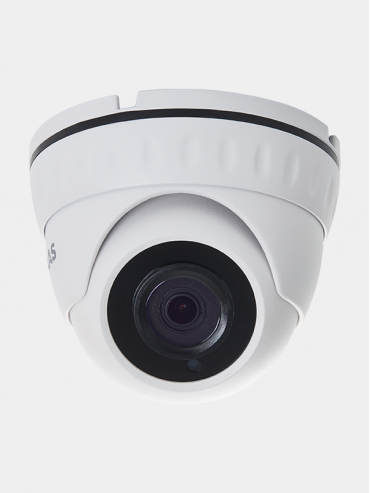 4MP HD 5X Auto Zoom IP Dome