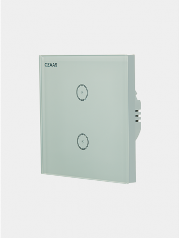 Smart Wall Switch UK/2 Gang