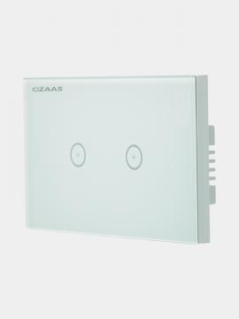 Smart Wall Switch US/2 Gang