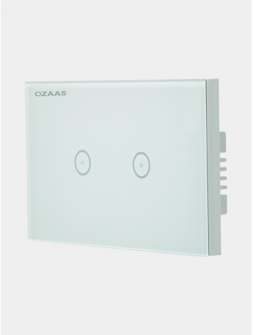 Smart Wall Switch US/2 Gang