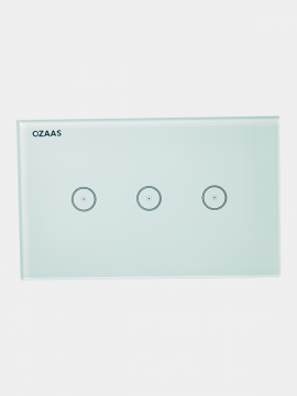 Smart Wall Switch US/3 Gang