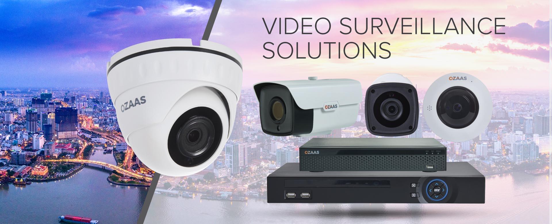 Ozaas Video Survellience