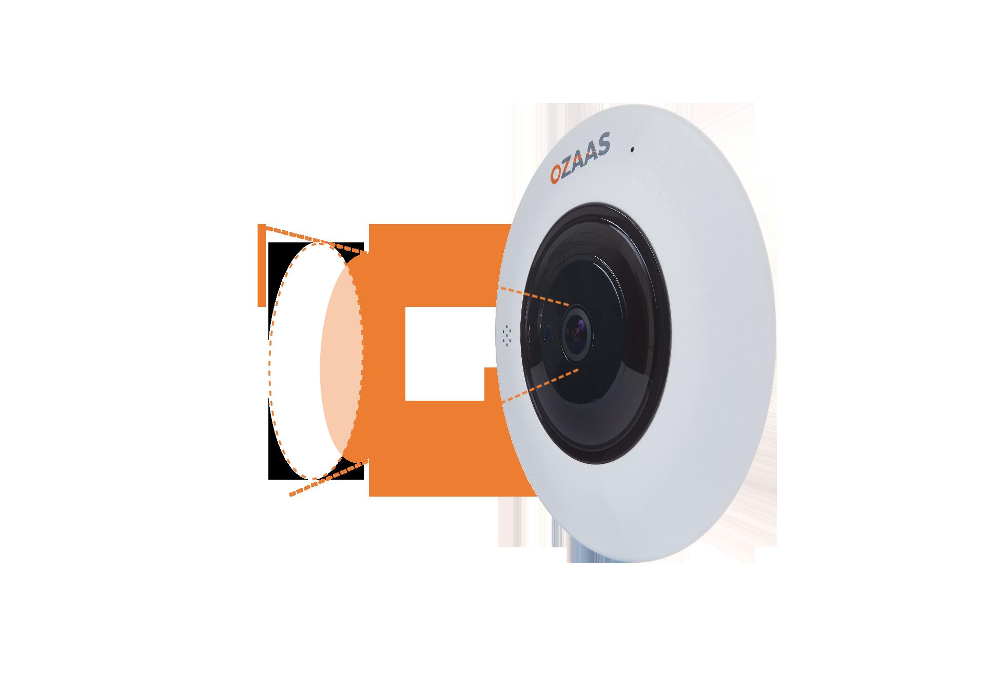 4 MP Fisheye Camera